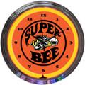 Super Bee Neon Clock