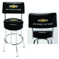 Chevy Bowtie Counter Stool
