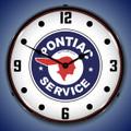 Pontiac Clock
