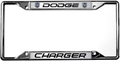 Dodge Charger License Frame