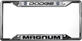 Dodge Magnum License Frame