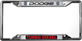 Dodge RAM Turbo Diesel License Frame