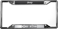 Jeep HEMI License Frame