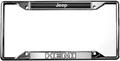 Jeep HEMI License Frame
