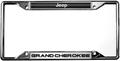 Jeep Grand Cherokee License Frame