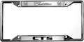 Cadillac CTS License Frame