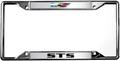 Cadillac STS-V License Frame