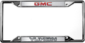 GMC Yukon License Frame