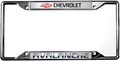 Chevy Avalanche License Frame