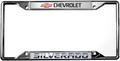 Chevy Silverado License Frame