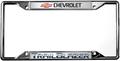 Chevy TrailBlazer License Frame