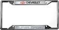 Chevy Super Sport License Frame