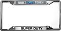 Built Ford Tough Super Duty Frame