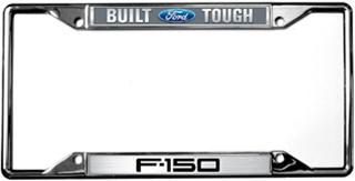 Ford F-150 License Frame