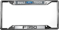 Ford F-350 License Frame