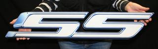2010 -  Camaro SS Metal Sign