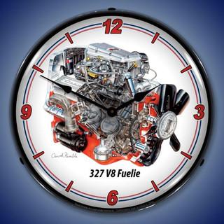 GM 327 V8 Fuelie Engine