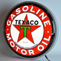 Texaco Backlit Sign