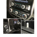 Sierra/Silverado Interior Knob Kit - Summit White inside