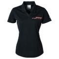 Womens Camaro Fifty Black Polo Shirt