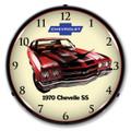 1970 Chevelle SS Clock