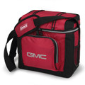 GMC Black & Red Coleman Cooler Bag