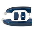 Silverado/Sierra Blue Velvet Door Handles front