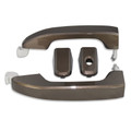 Silverado/Sierra Pepper Dust Door Handles front