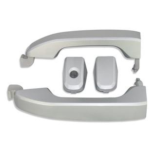 Silverado/Sierra Overcast/Light Steel/Slate Gray Door Handles front