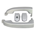 Silverado/Sierra Overcast/Light Steel/Slate Gray Door Handles front