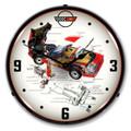 C4 Corvette Clock