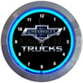 Chevrolet Trucks 100th Anniversary Clock