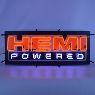 Hemi Powered Neon Sign