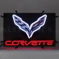 Small C7 Corvette Neon Sign