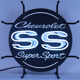 Small Chevrolet SS Neon Sign