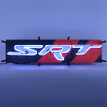 Small Dodge SRT Neon Sign