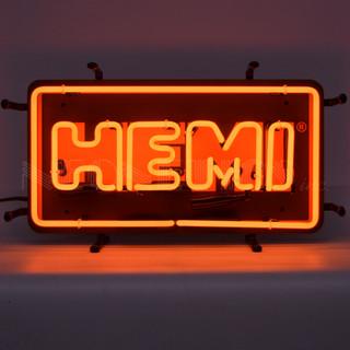 Small Hemi Neon Sign