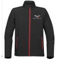 C6 Corvette Matrix Black Jacket