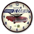 1959 Chevrolet El Camino Clock