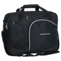 "Camaro Messenger 18"" Black Bag"