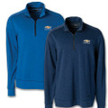 Chevrolet Gold Bowtie Tri-blend Fleece Pullover