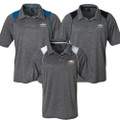 Chevrolet Bowtie Mystic Heather Polo Shirt