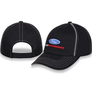 Ford Performance Black Sandwich Brim Hat