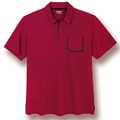 GMC Denali Red Ogio Fuse Polo Shirt