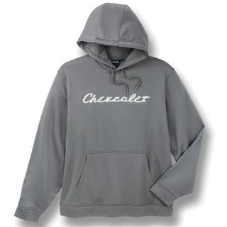 Chevrolet Retro Gray Sweatshirt Hoodie