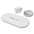 Chevrolet Bowtie Supernova Wireless Duel Charging Pad