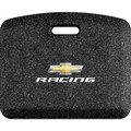 Chevy Gold BT Racing Mosaic Onyx 22x18 Mat