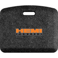 Hemi Powered Mosaic Black 22x18 Mat