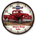 1954 Chevrolet Truck LED Backlit Clock