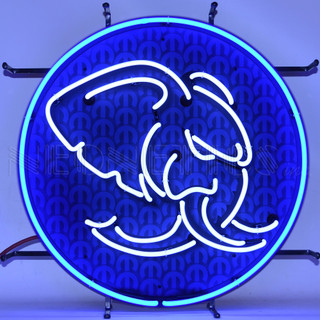Mopar Hellephant Neon Sign